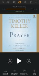 Prayer, by Timothy Keller